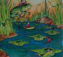 Pixie Pond by Peter Maudsley