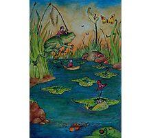 Pixie Pond Photographic Print