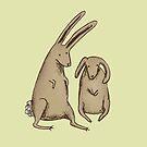 Two Bunnies by Sophie Corrigan