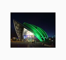 Glasgow Clyde Auditorium at Night Unisex T-Shirt