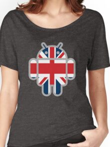 Britbot Women's Relaxed Fit T-Shirt