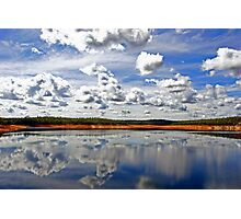 Canning Reservoir - Western Australia  Photographic Print