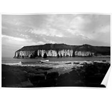 The White Cliffs of Bempton Poster