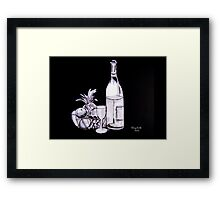 The joys of life Framed Print