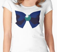 SAILOR NEPTUNE BOW Women's Fitted Scoop T-Shirt