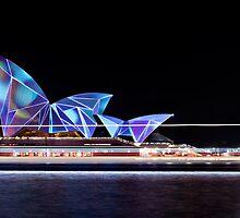 Vivid Sydney by Andrew McNeil