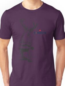 Stag Tee Forces Logo Unisex T-Shirt