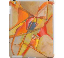 Abstract Art Concept # 8  iPad Case/Skin