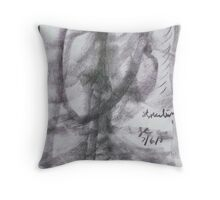 Structure 1 Throw Pillow