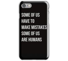 Teen Wolf cover  iPhone Case/Skin