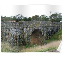 Spiky Bridge at Kerry Lodge Poster