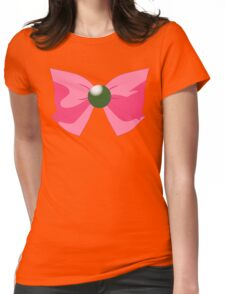 SAILOR JUPITER BOW Womens Fitted T-Shirt