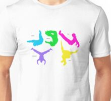 Parkour - Movement In Colour Unisex T-Shirt