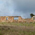 Ruin in the Midlands by DEB CAMERON