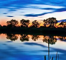Dawn breaks by Josh Spacagna