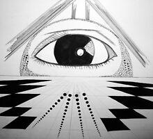 Third Eye of Mine by Christina Rodriguez