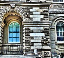 Osgoode Hall by Al Duke