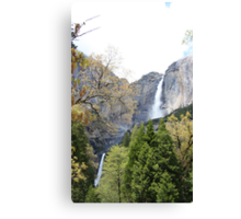 Yosemite Falls Canvas Print