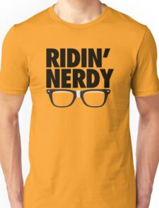 RIDIN' NERDY Unisex T-Shirt