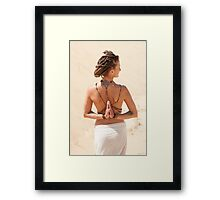 Body Mind Framed Print