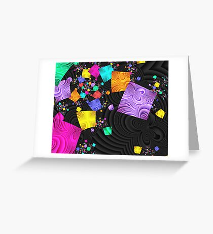 Foil Wrap Greeting Card
