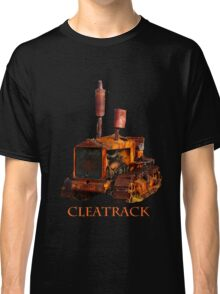 Cleatrack Cat..Tee Classic T-Shirt
