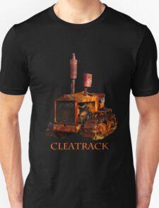 Cleatrack Cat..Tee Unisex T-Shirt