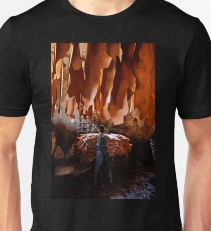 The Leather Man - Chania, Crete Unisex T-Shirt