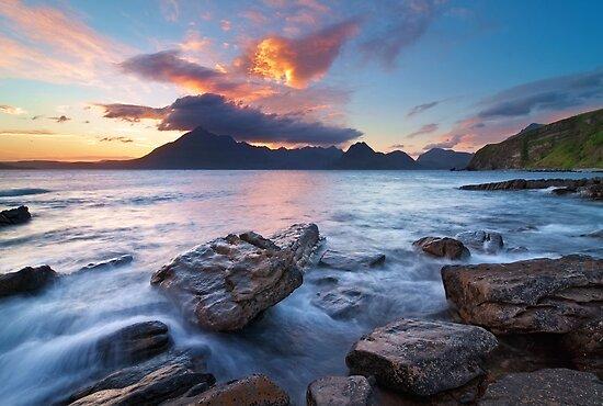 Elgol - Isle of Skye by Michael Breitung