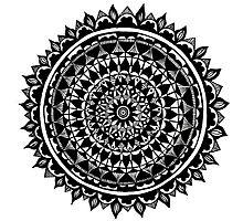 Mandala by shroomevolution