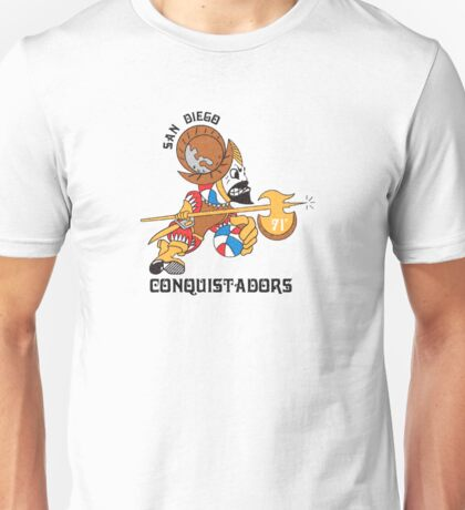 San Diego  Conquistadors Unisex T-Shirt