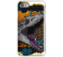 The Untamable iPhone Case/Skin