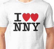 I ♥♥ New New York  Unisex T-Shirt
