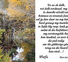 Herfs by Rina Greeff