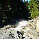 The Granite Falls by Dorthy Ottaway