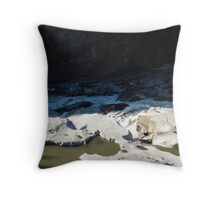 Granite Falls Throw Pillow