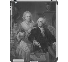 Washington At Home iPad Case/Skin