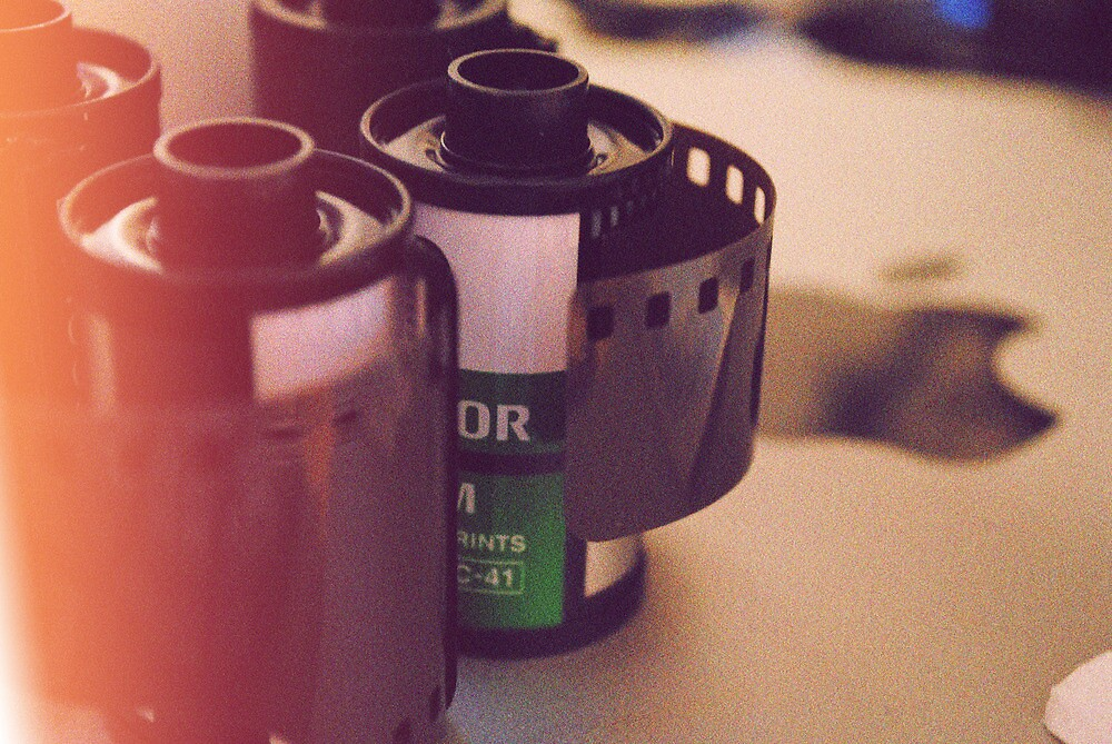 Film and my mac by Josh  Glover
