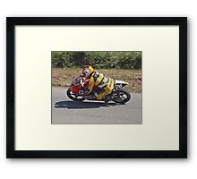 Andrew Neill @ Skerries 2008 Framed Print