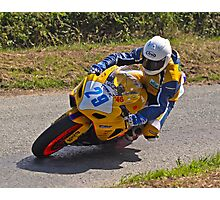 Ray McCoy @ Skerries 100, 2008 Photographic Print
