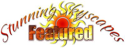 Stunning Skyscapes Feature Banner by rocamiadesign