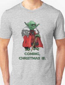 Yoda Stark Christmas Unisex T-Shirt
