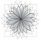 Vector: Flower by enelyawolfwood