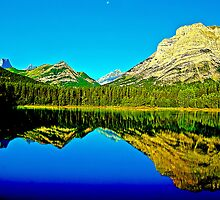 Kananaskis Country -Wedge Pond, Alberta, Canada by Laurast