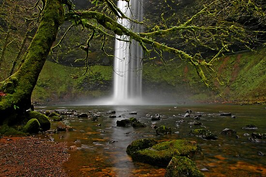 South Falls by Nick Boren