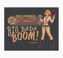 Big Bada Boom Sticker #2 by MeganLara