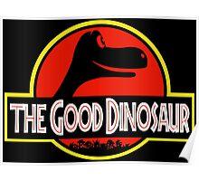 Good Dinosaur Park Poster