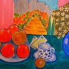 Automne dans les Alpilles by Rusty  Gladdish