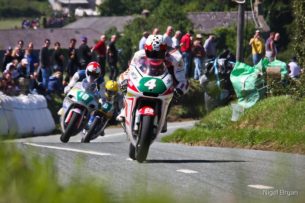 Real Road Racing, Skerries 100  by Nigel Bryan