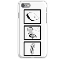 The Injury - Vertical iPhone Case/Skin